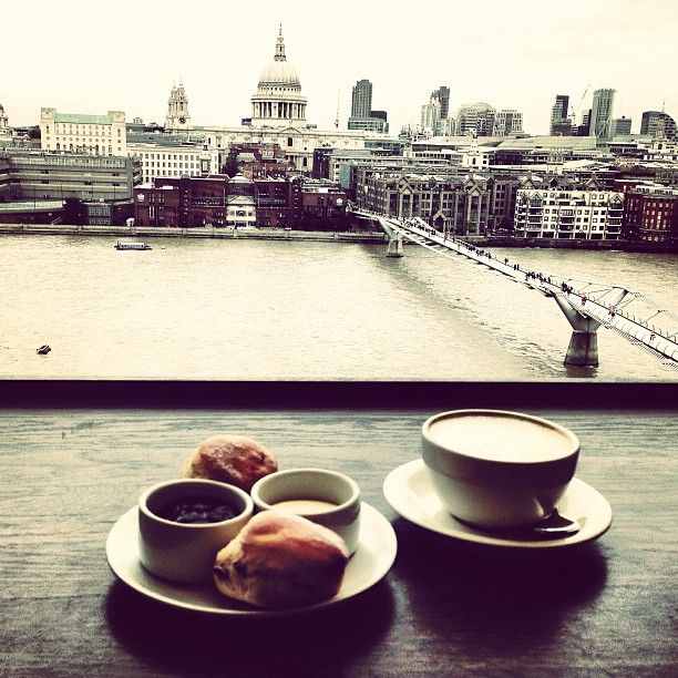 Tate Modern Espresso Bar in London, Greater London