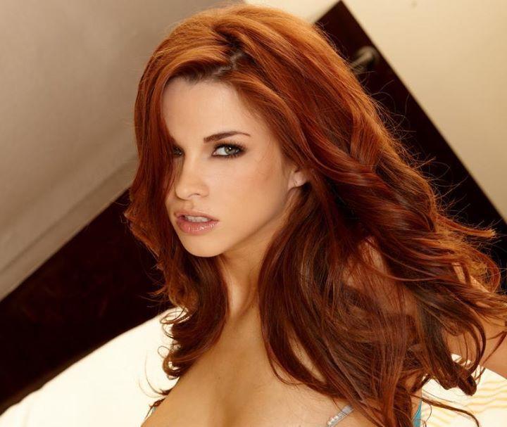 Ravishing Ruby Red Haired Vixens Ravishing Ruby Red