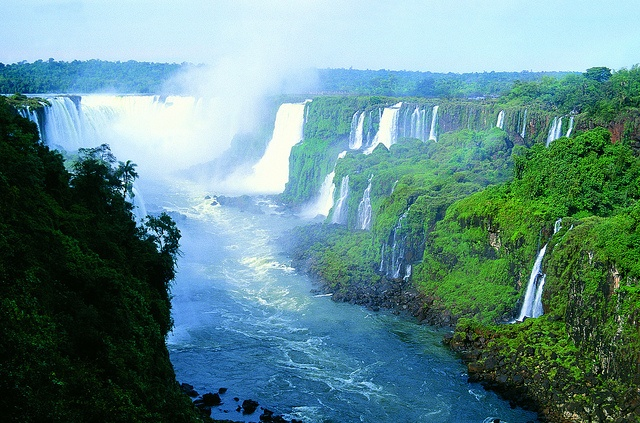 Foz do Iguaçu - PR © Werner Zotz: Favorite Places, Valley,  Vale, Photo