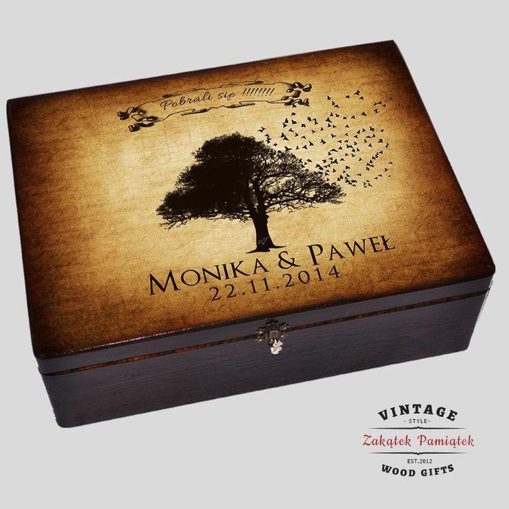#prezentnaślub #memorybox Prezent na ślub