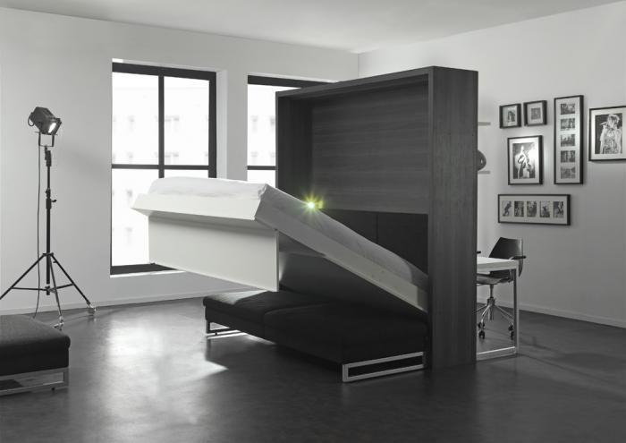 Кровать-угловой диван «Амели»