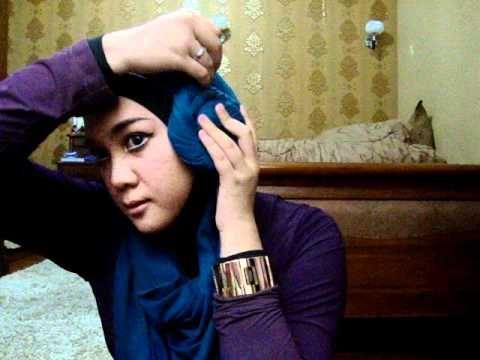 "Hijab Tutorial 5: ""Decorative"""