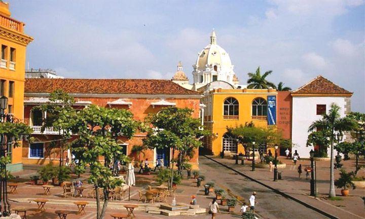 Plaza Santa Teresa Cartagena de Indias