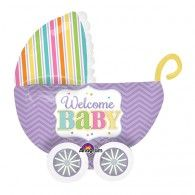 Shape Baby Brights Buggy / Pram Chevron & Stripes $54.95 U30916