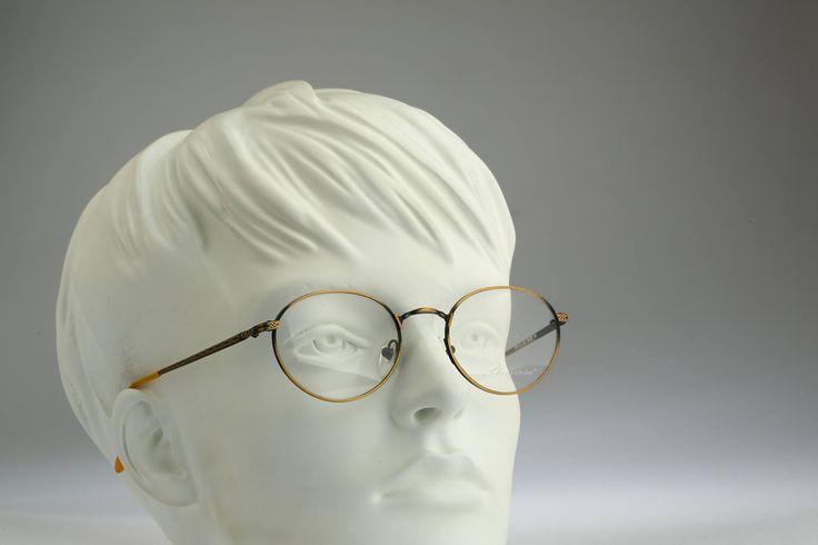 Blumarine Mod BM 140 AOA  / Vintage eyeglasses and sunglasses / NOS / 90s optical frame by CarettaVintage on Etsy