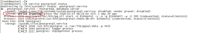 Importing data from RDBMS to Hadoop using Apache Sqoop    In this article  We will learn how to import data from RDBMS to HDFS using Apache Sqoop. We will import data from Postgres to HDFS in this article.  1) Check postgres is running.  We will use service command to check the status of Postgres . The command below checks the status of postgres.  service postgresql status  2) List databases;  We will connect to Postgres database and check the list of databases available in postgres. We can…