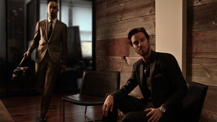 Proper Suit - Bespoke Suits for Men - Home
