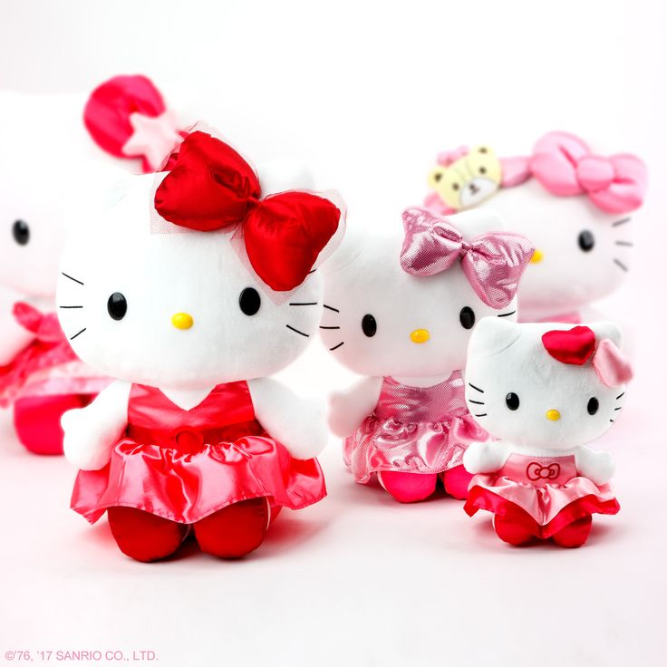You can never have too many friends! Always adorable and supercute, Sanrio plushes make the perfect friend!