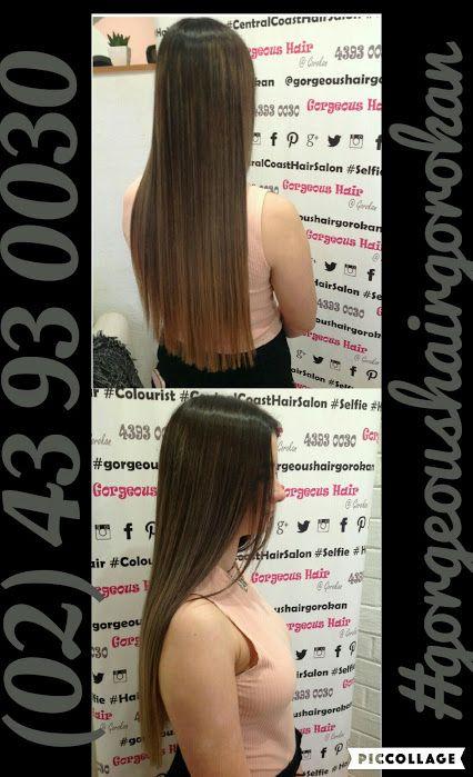 Gorgeous Hair @ Gorokan - Google+ #ombre #baliyage #longhair #novacolour