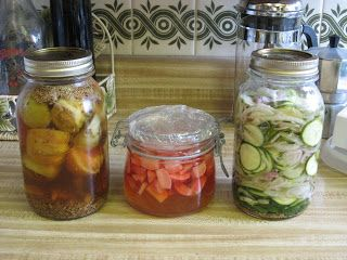 A Pound Of Yeast: Pickle Me This