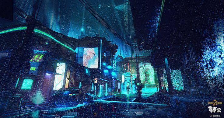 https://www.behance.net/gallery/43967473/Shadow-Warrior-2-First-Cyber-Streets