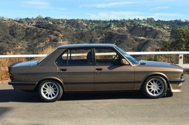 1985 BMW Hartge H5S