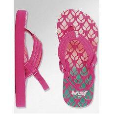 Reef Little AHI Hot Pink