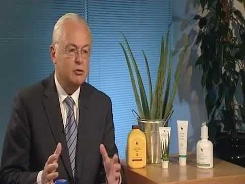 Aloe Vera Health Benefits review by Dr. Peter Atherton aloe vera expert