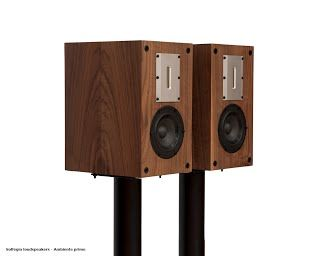 Ambiente prime - my first touch with Solfegio loudspeakers