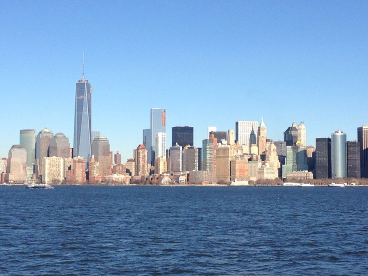 Skyline New York City january the 3th '14.