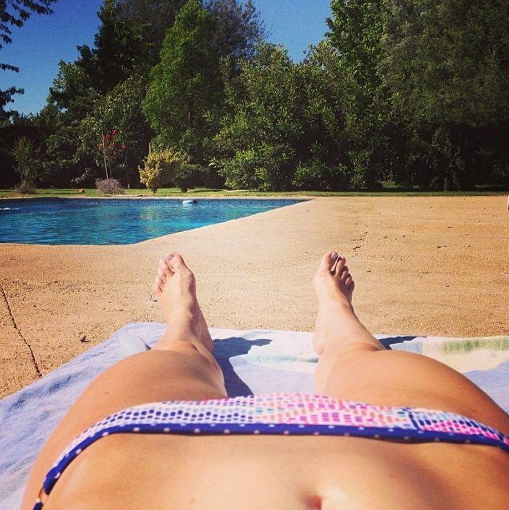 #summer #bikini #Foster