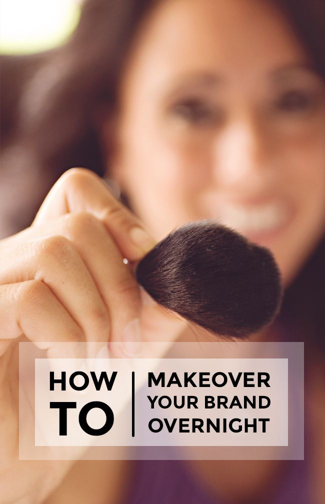 Business Betties | How to Makeover Your Brand Overnight