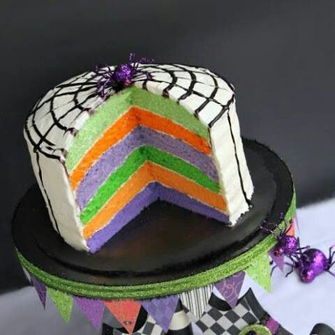 19 best Halloween Cakes images on Pinterest Halloween foods, Conch - decorating halloween cakes