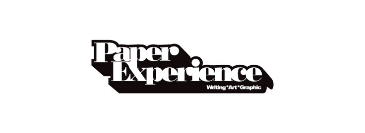 PAPEREXPERIENCE Magazine Logo (indastriacoolhidea.com)