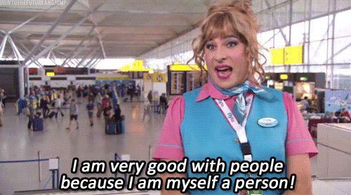 23 coisas que as pessoas pensam errado sobre os comissários de voo