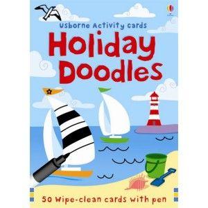 10. helyezett: Holiday Firka-kártya (Holiday Doodles) #okosodjvelunk #holidaydoodles
