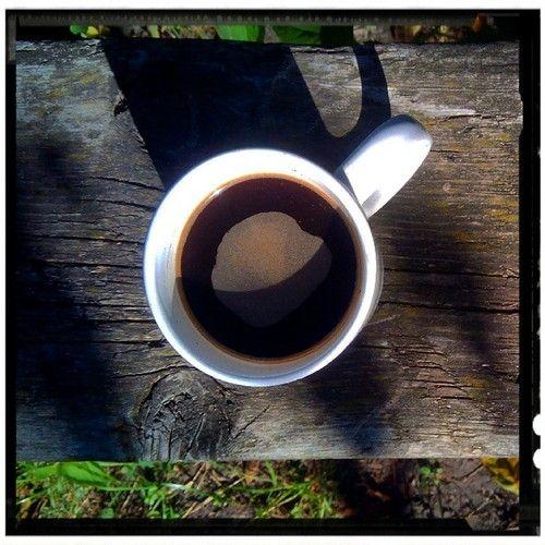 #coffee #morning #macro #minimal #closeup #fragment #sergepichii