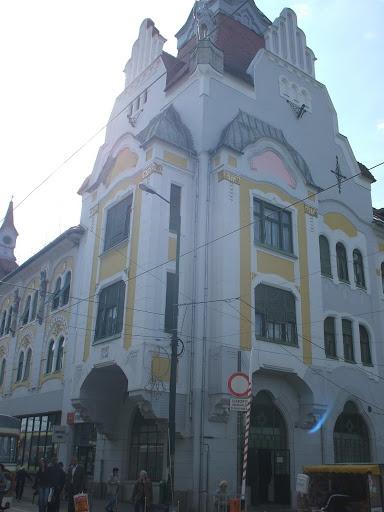 Romania - Buildings #TonyRadford - #timisoara