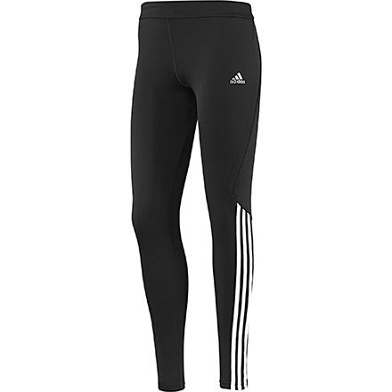 adidas Women's Response 3-Stripes Tights, 33£