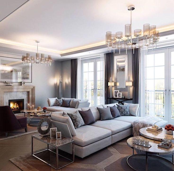 Hamptons House Home Decor Ideas Design Future Living Room Interior Kitchens Interiors Youtube