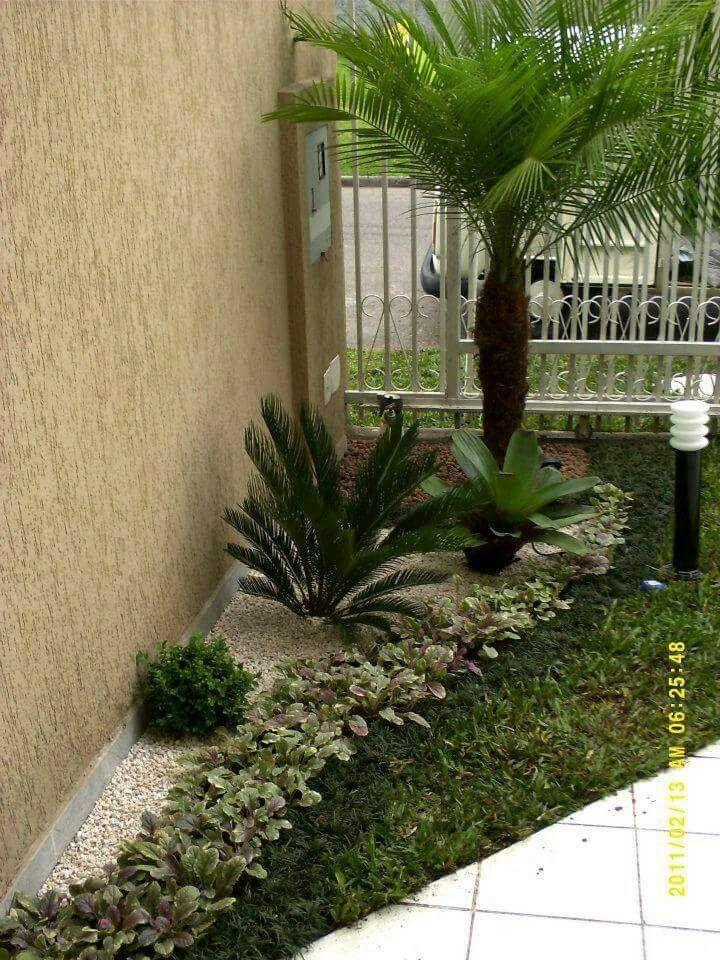 153 mejores im genes sobre jardines con piedras for Piedras decorativas para jardin