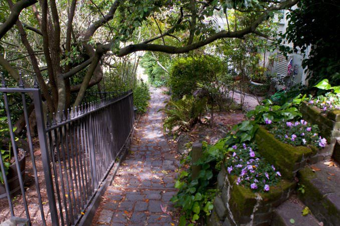 <p>The scenic route down from Ina Coolbrith Park – via steep stairs, past gravity-defying wooden cottages – is so charming, it looks like something...