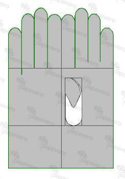 patternmaking - gloves