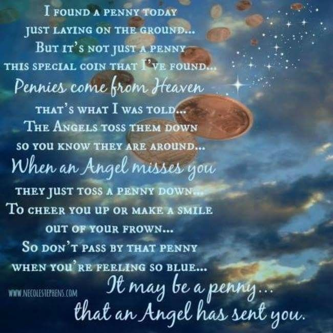 ♥ Missing you too my angel