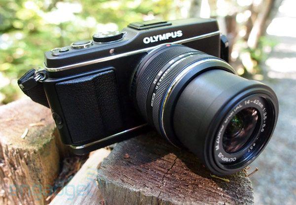 olympus PEN E-P3 Micro Four Thirds camera