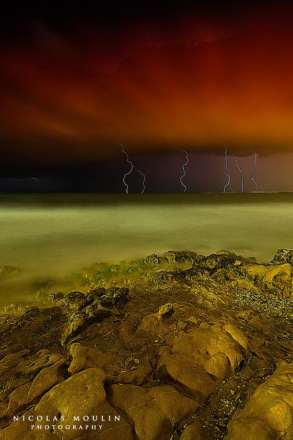 Riders on the storm by Nicolas Moulin