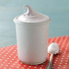 Homemade Marshmallow Spread: King Arthur Flour