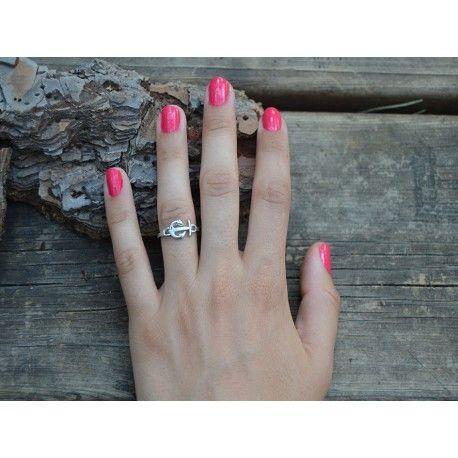 Anillo de ancla... super original.Os gusta??Por menos de dos euros ⚓⚓⚓ ❗ENVIO GRATIS❗⬇ http://www.misstendencias.com/30-anillos  #anillos #ancla #tendencias #complementos #regalos #detalles #caprichos #barato #outfit