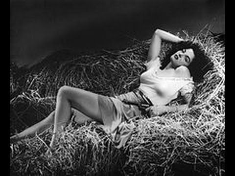 JANE RUSSELL - THE OUTLAW - YouTube