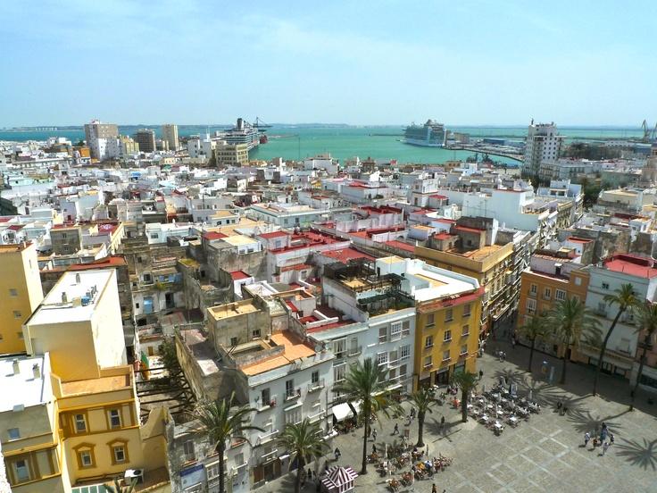 Cadiz Rooftops