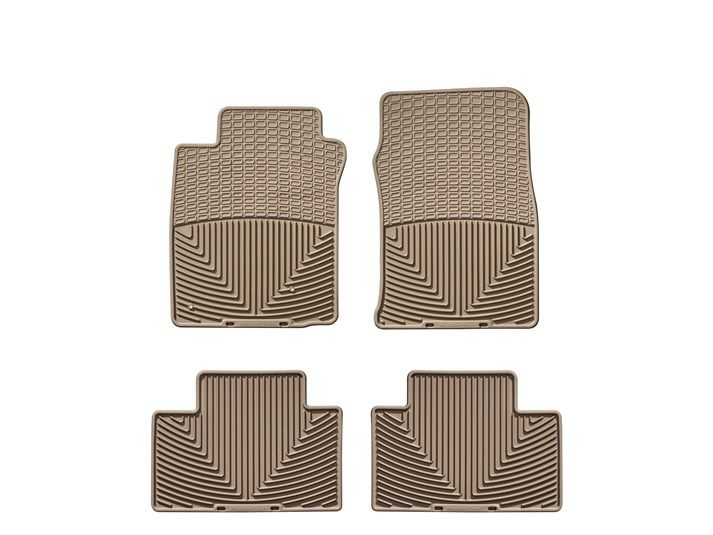 2003 Toyota 4Runner | All-Weather Car Mats - All Season flexible rubber floor mats | WeatherTech.com