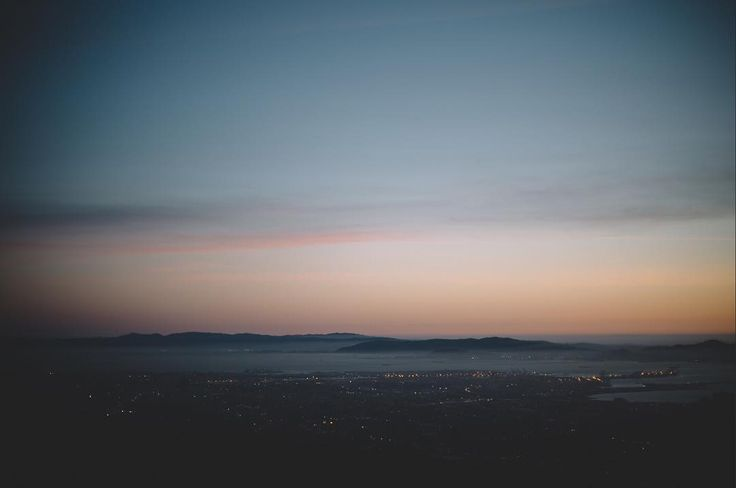 The East Bay from Grizzly Peak
