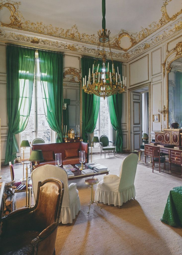 80 Best Hubert De Givenchy S Homes Images On Pinterest