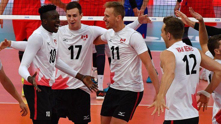 "Canada secures semifinal berth in World League volleyball read comments Sitemize ""Canada secures semifinal berth in World League volleyball read comments"" konusu eklenmiştir. Detaylar için ziyaret ediniz. http://www.xjs.us/canada-secures-semifinal-berth-in-world-league-volleyball-read-comments.html"