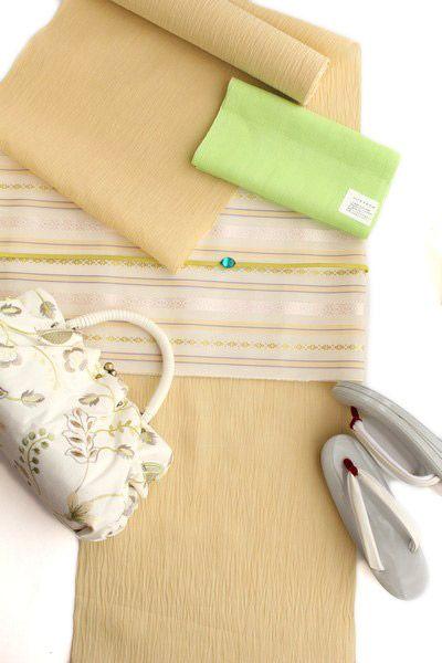 【楽天市場】和装バッグ 白地/北欧ファブリック がま口 夏用麻/リネンバッグ 着物バッグ 本革 「日本製」:きもの 和<なごみ>