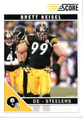 2011 Score #228 Brett Keisel - Pittsburgh Steelers (Football Cards) by Score. $0.88. 2011 Score #228 Brett Keisel - Pittsburgh Steelers (Football Cards)