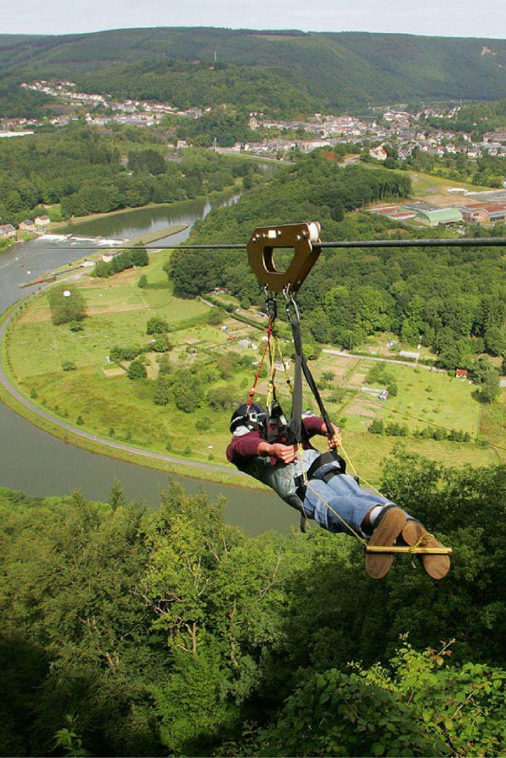Terr'Altitude: avonturenpark voor het hele gezin in de Ardennen   Vakantie in Frankrijk met kinderen