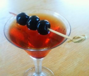 Spaghetti Western Cocktail Recipe | Drinks | Pinterest