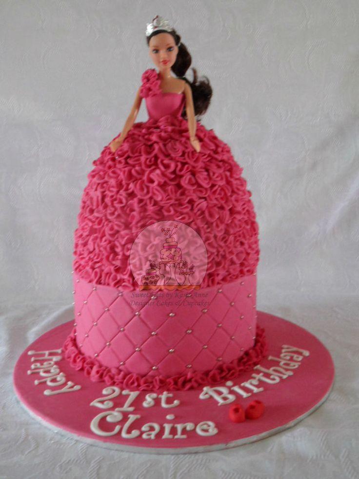 Dolly Varden Cake Designs