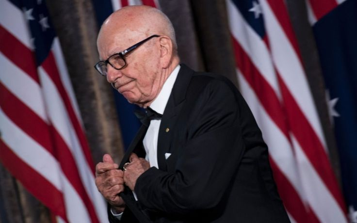 Rupert Murdoch and his family's interests are the big winners out of the government's new media laws